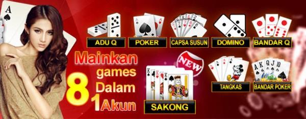 Permainan Unggulan dari Situs Rajapoker Idn